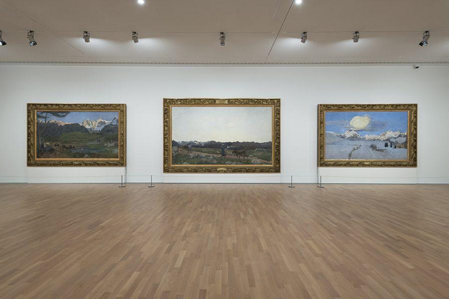 Il Sublime, Segantini in mostra a Lugano