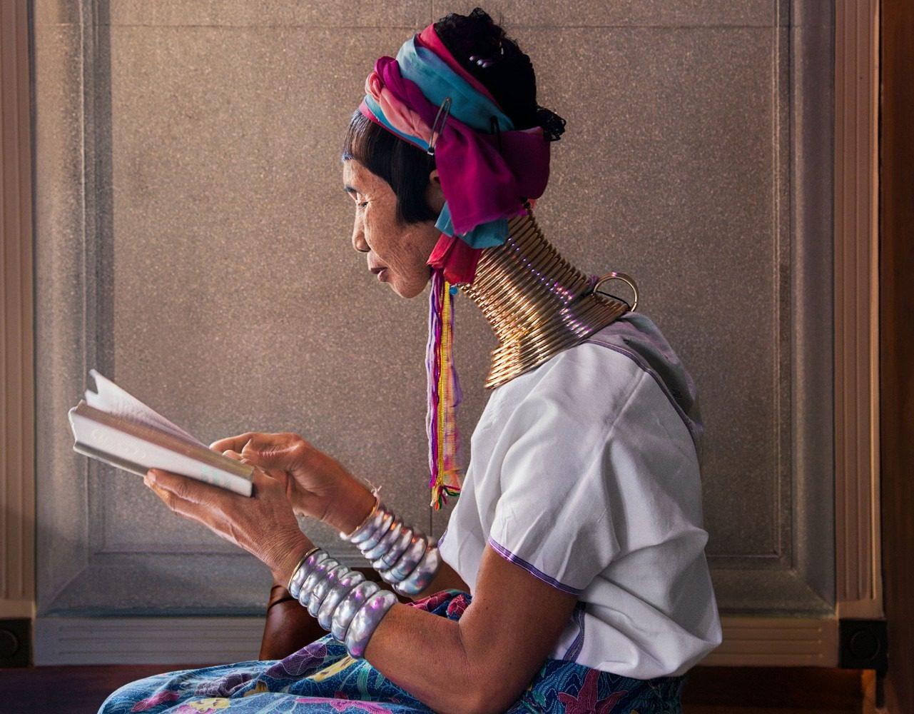 Leggere - Steve McCurry alle Gallerie Estensi
