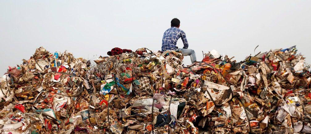 La situazione dei rifiuti in India