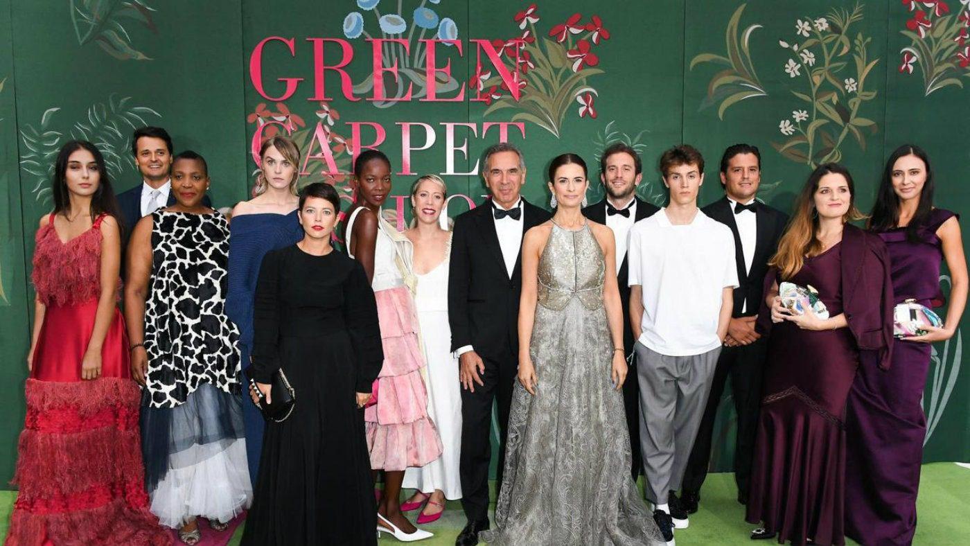 Green carpet Fashion Awards 2019, i protagonisti