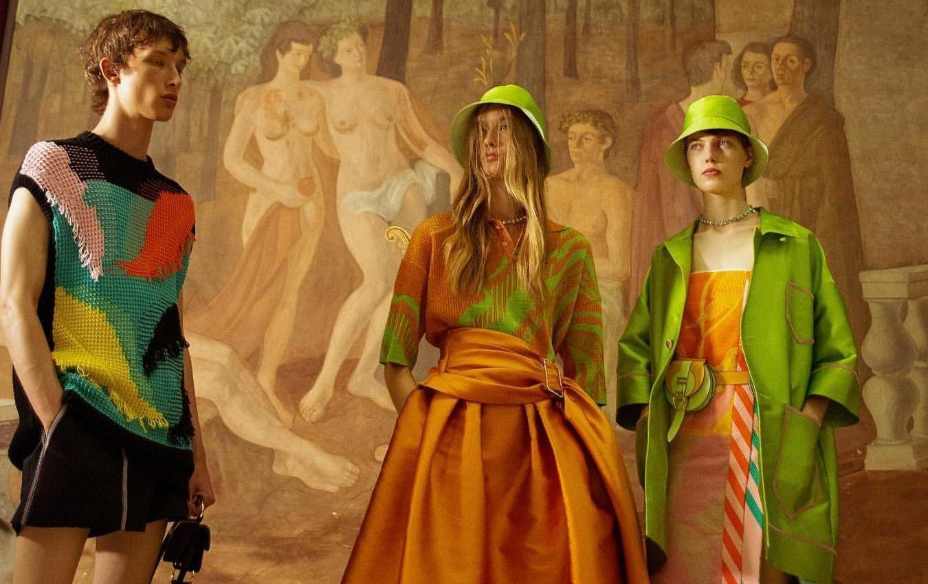 Moda: Peter Pilotto SS20 debutto gender fluid