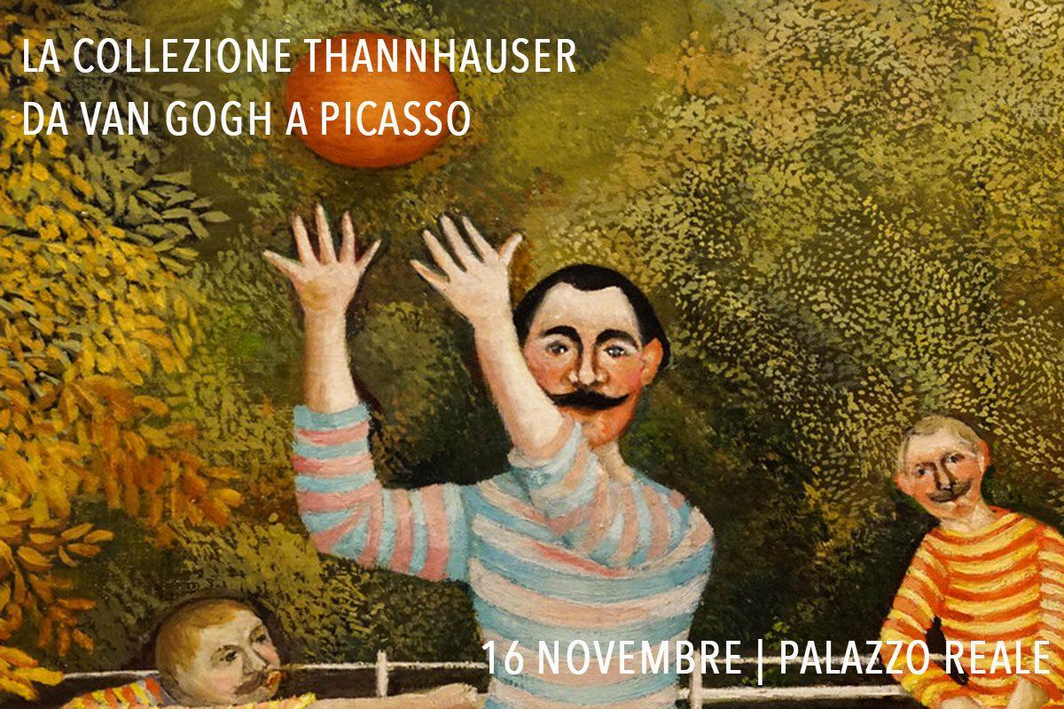 Milano: Milano ultima tappa della collezione Thannhauser