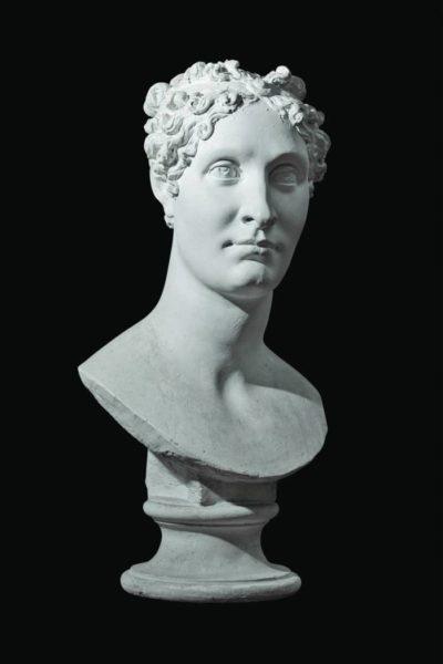 DUE MOSTRE SU ANTONIO CANOVA. DA NON PERDERE Antonio Canova - Ritratto di Elisa Baciocchi Bonaparte, 1812