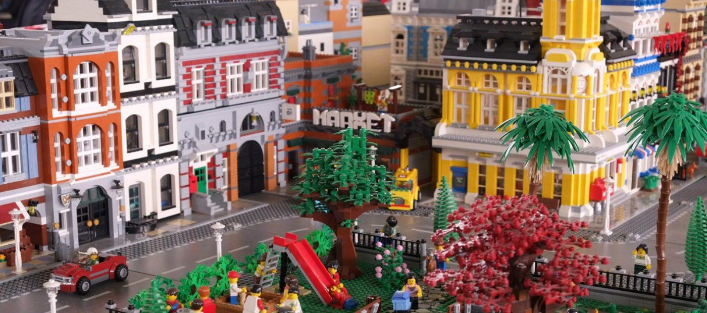 MOSTRA LEGO A MILANO, I DETTAGLI