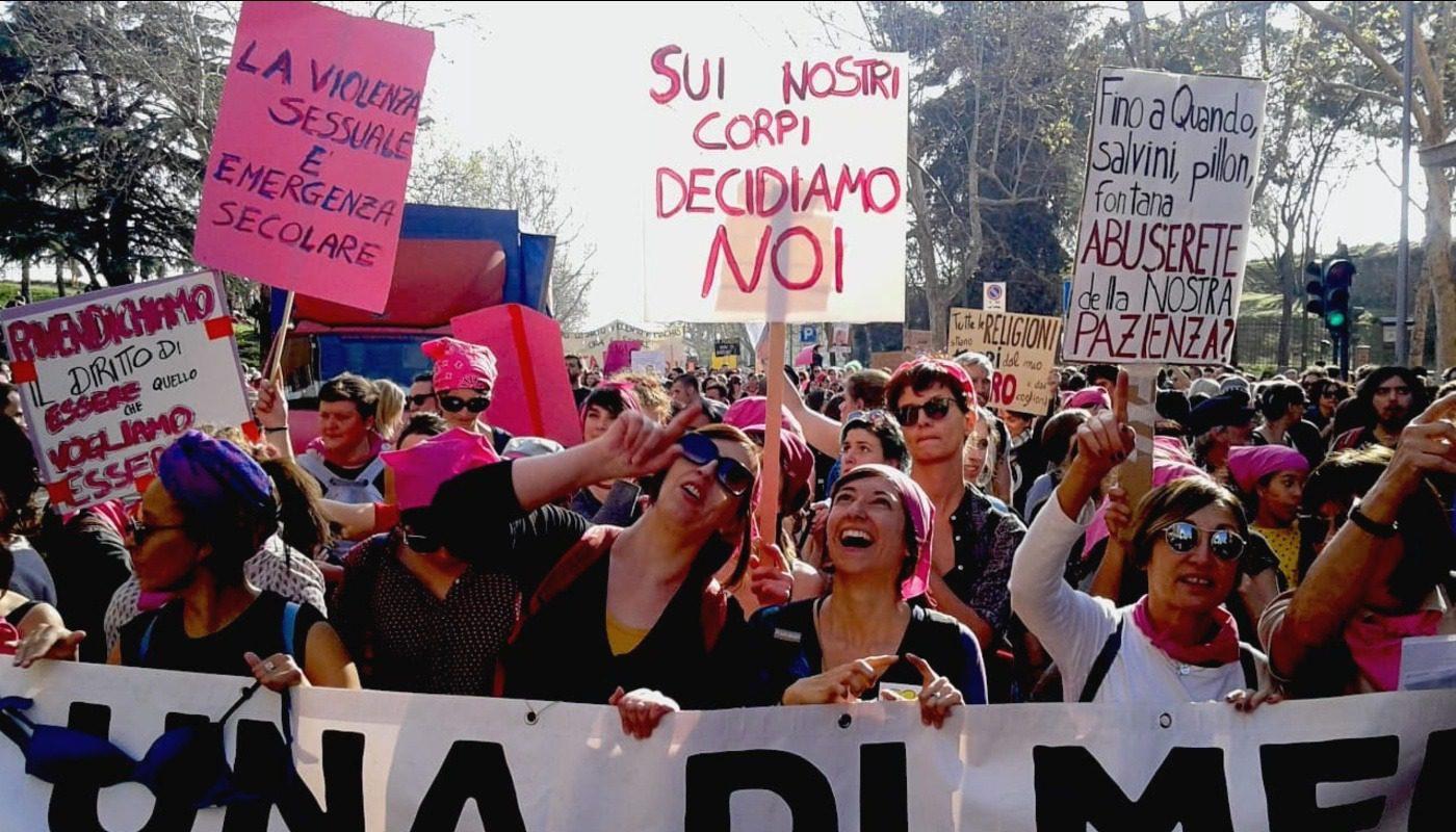 giornata violenza sulle donne