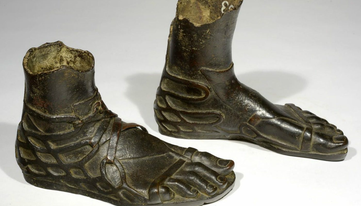 Mostra sulle scarpe a Firenze