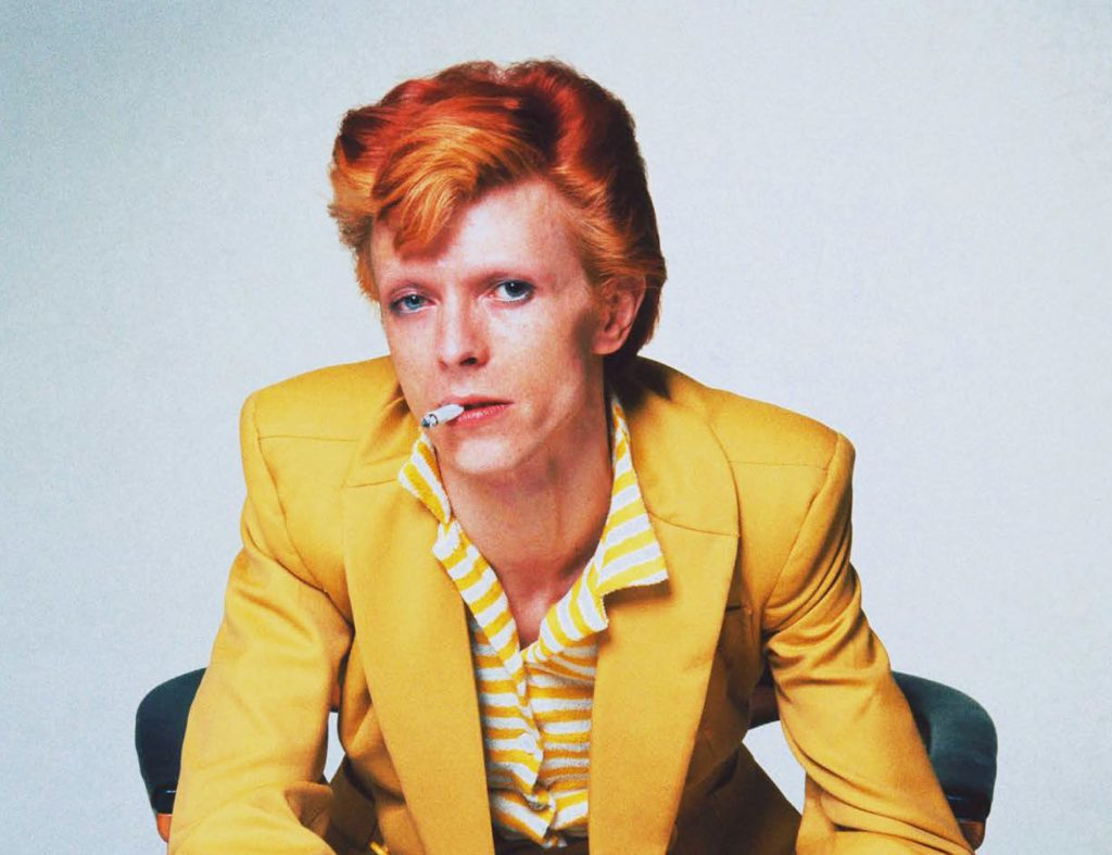 canzoni david bowie