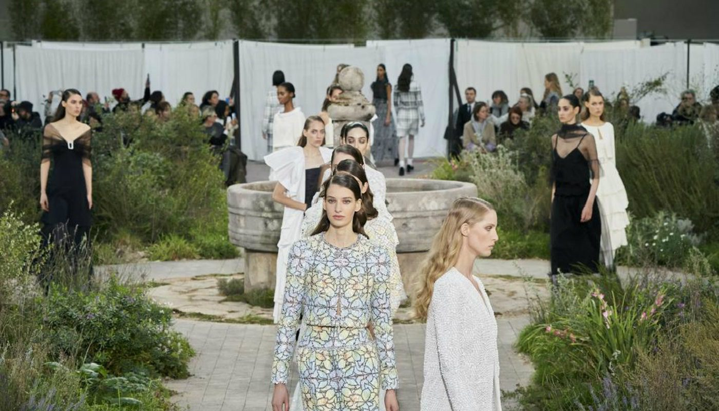 Chanel haute Couture spring/summer 2020