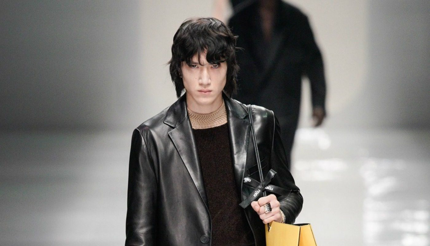 Collezione uomo Fendi Fw20 Milano Moda Uomo 2020