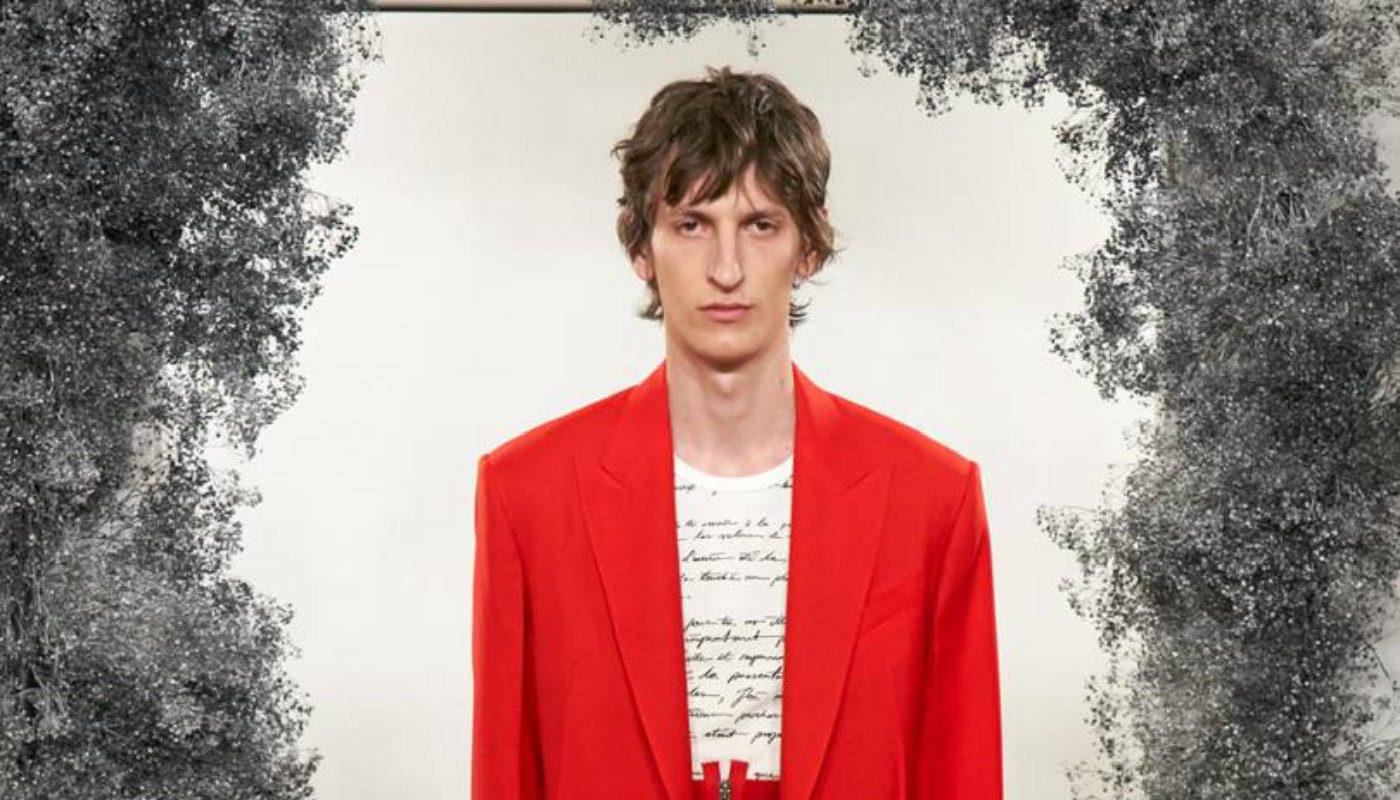 Look Givenchy Uomo autunno/inverno 2020-21
