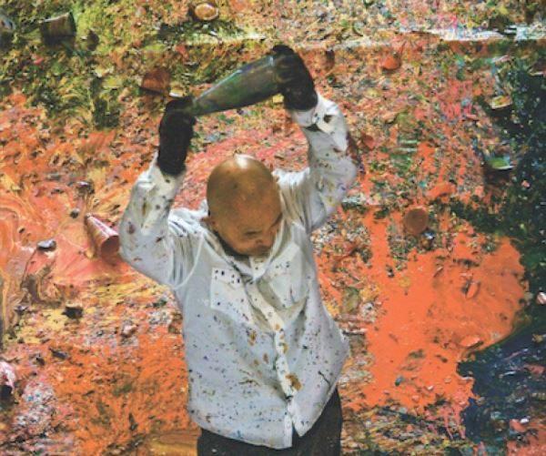LA CARDI GALLERY PRESENTA SHOZO SHIMAMOTO Probabilmente io mi discosto parecchio dal concetto di artista che si ha in generale.