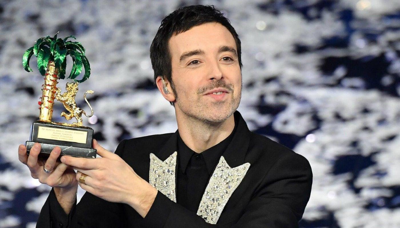 Diodato vince Sanremo