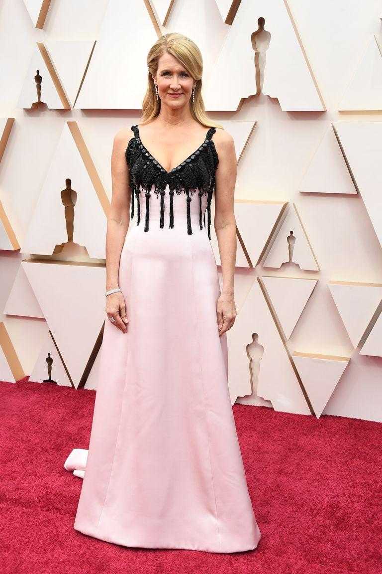Laura Dern look Oscar 2020