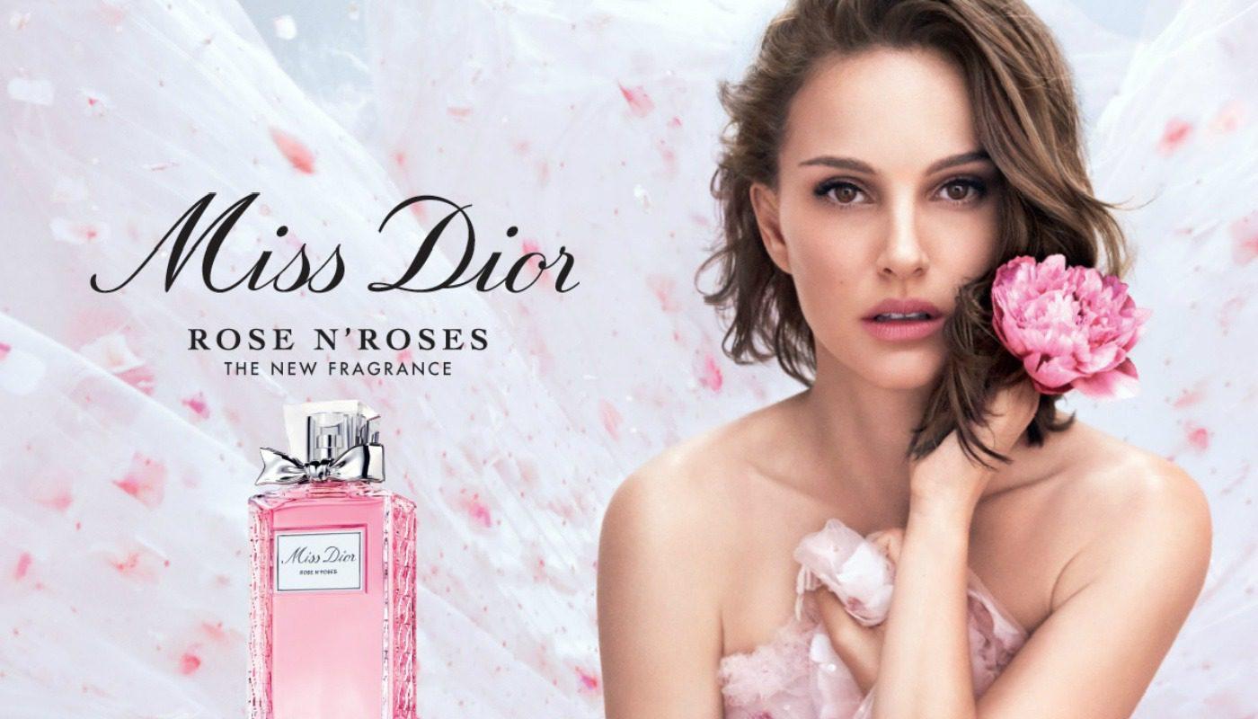 Miss Dior rose N'Rose la fragranza