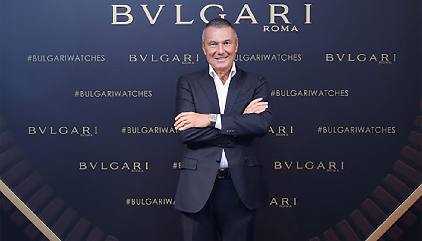 Bulgari-CEO-Jean-Christophe Babin