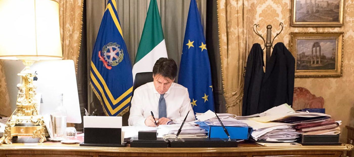 """COVID-19 Italia : DA OGGI TUTTA L'ITALIA É""""ZONA ROSSA"""" SI RESTA TUTTI A CASA"""