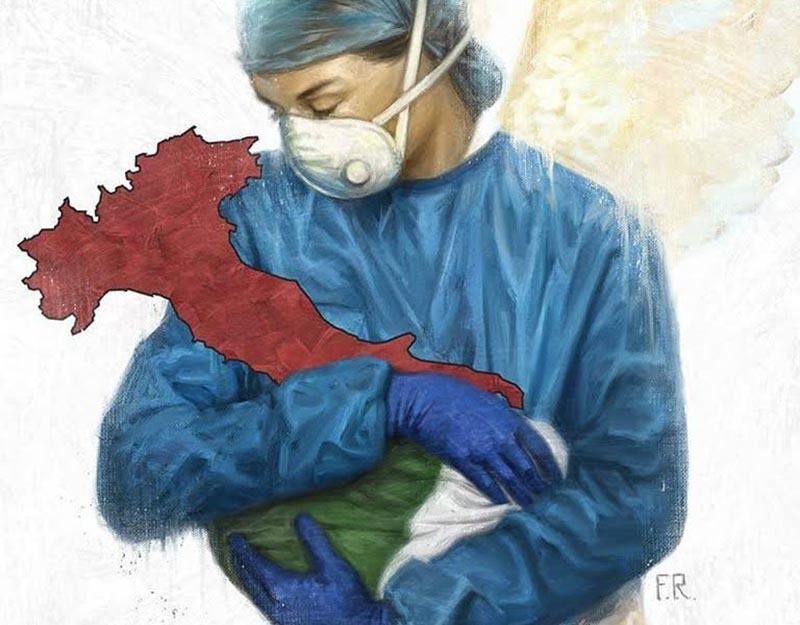 emergenza-covid-19-illustrazione-Franco-Rivolli