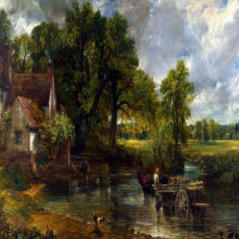 Carro da fieno - John Constable