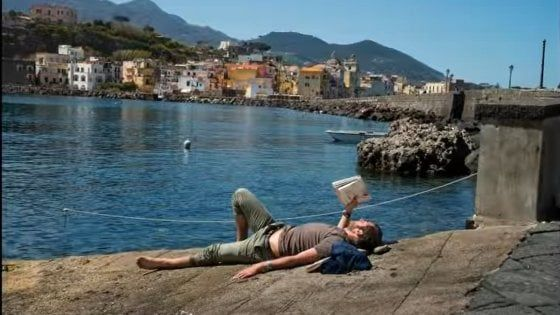 IL TRIBUTE TO ITALY DI STEVE MCCURRY Anche Ischia nell'inno all'Italia di Steve McCurry
