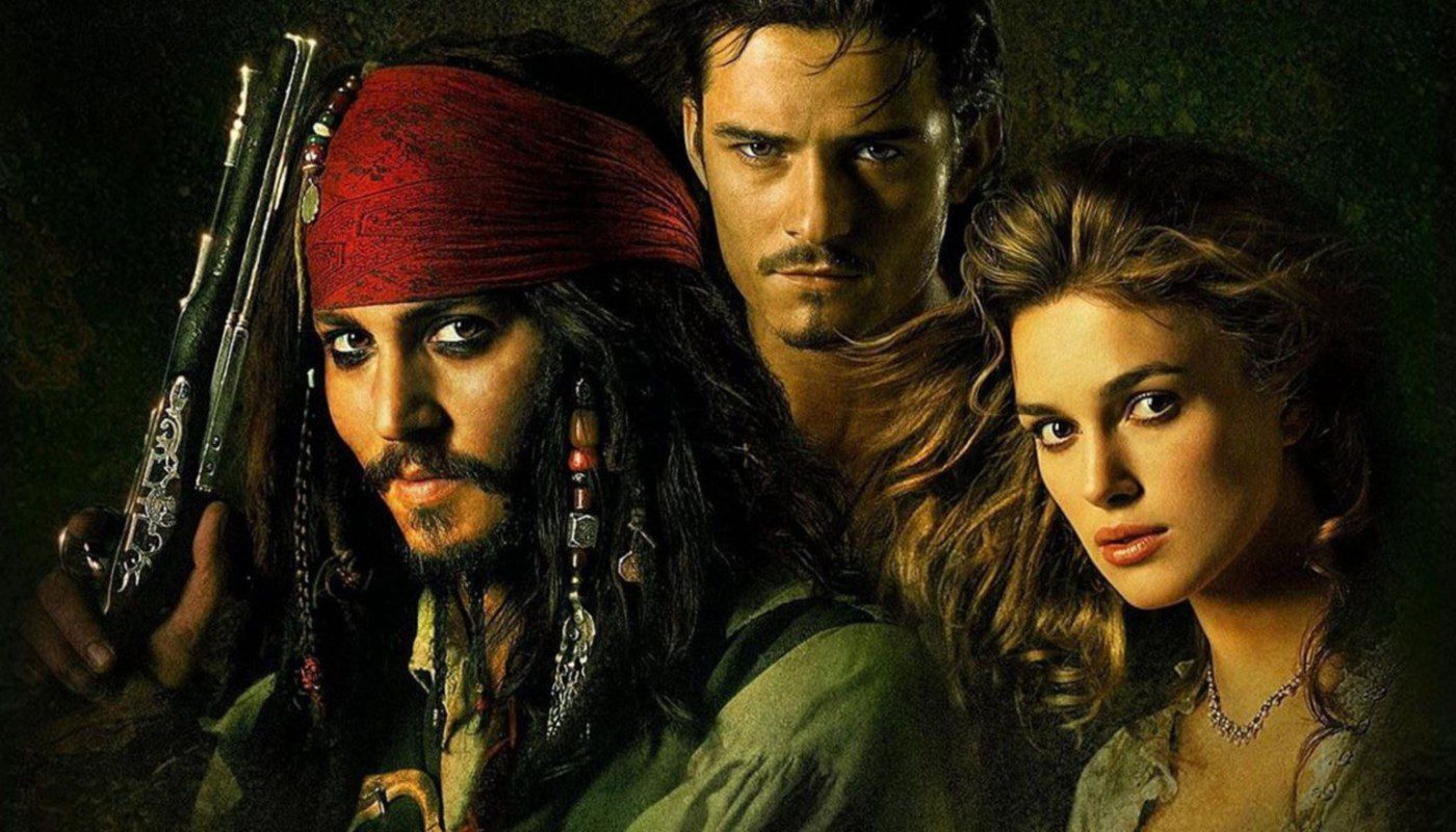 Pirati Dei Caraibi La Maledizione Della Prima Luna In Tv Mam E