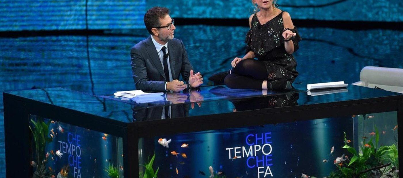 CHE TEMPO CHE FA 26 APRILE: FAZIO LASCIA LA RAI?