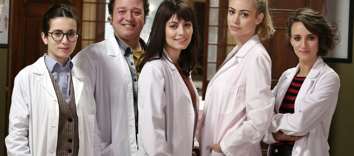 L'ALLIEVA 2: IN TV SU RAI1 LE REPLICHE DELLA FICTION