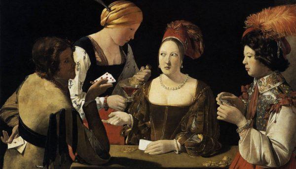 Si riparte conla mostra dedicata a Georges de la Tour (fino al 27 settembre),
