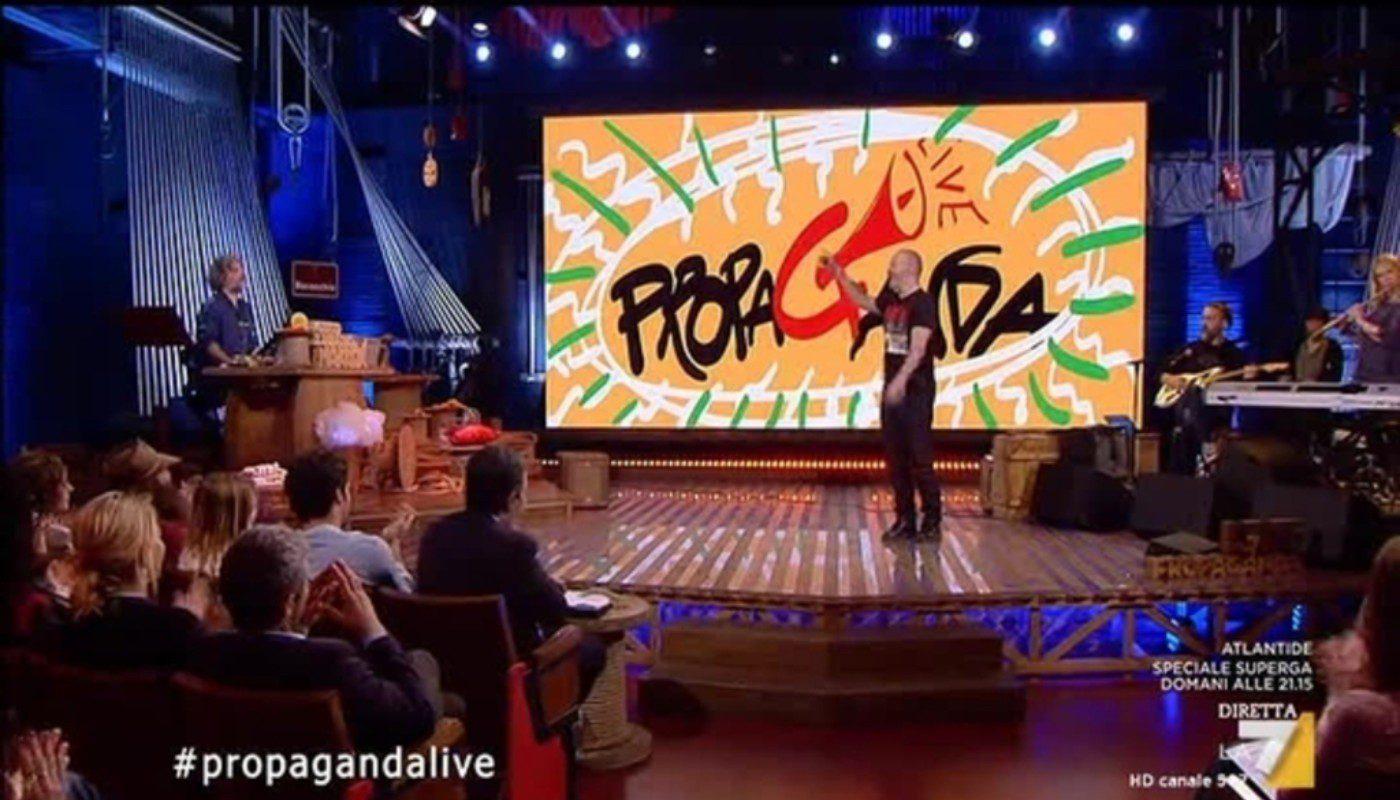 propaganda live 29 maggio