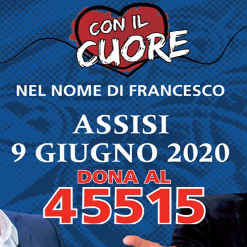 CON IL CUORE NEL NOME DI FRANCESCO 2020
