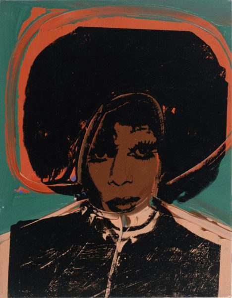 Ladies and Gentlemen (Helen:Harry Morales) 1975, Italian private collection, © 2020 The A. W. Foundation for the Visual Arts, Inc. : Licensed by DACS, London