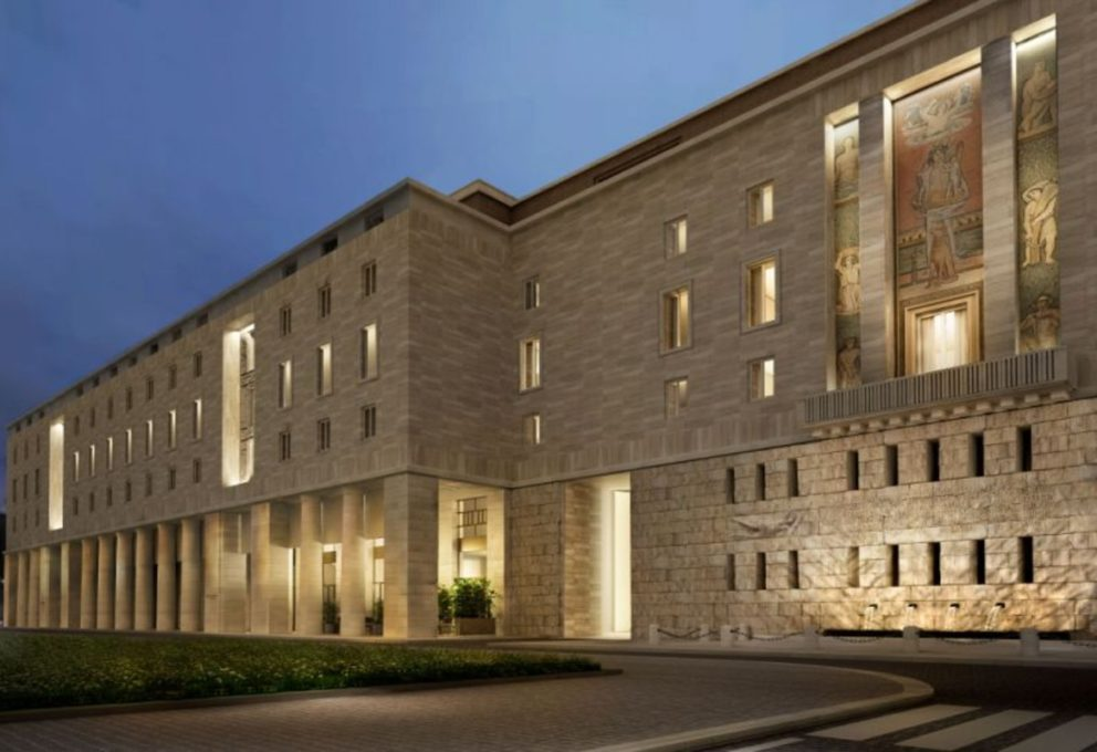 Bulgari aprirà un nuovo hotel a Roma nel 2022