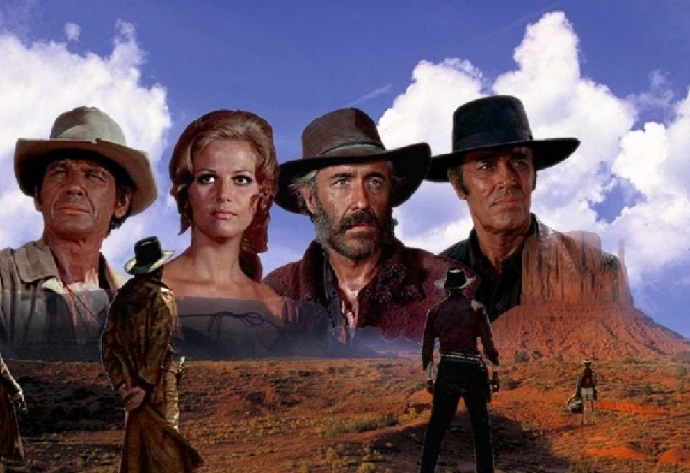 C'era una volta il West: la nascita della Trilogia del tempo, stasera su Rai 3