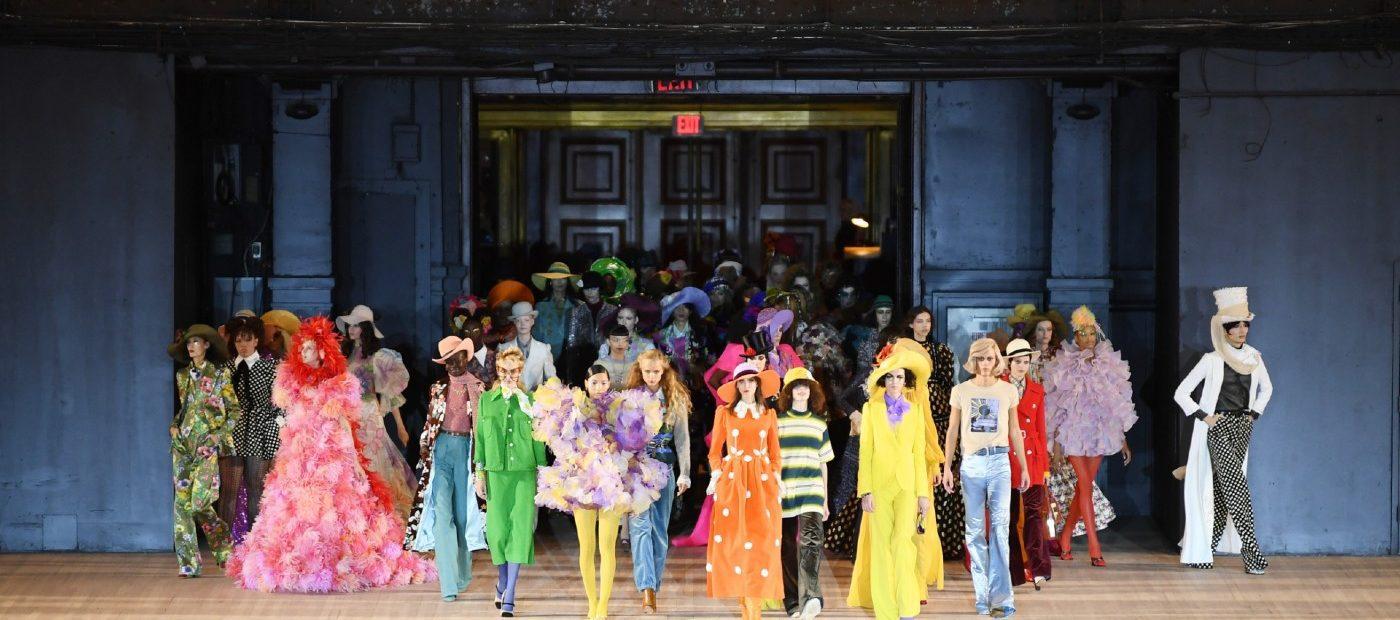 New York Fashion Week 2020 si digitalizza: crisi moda USA