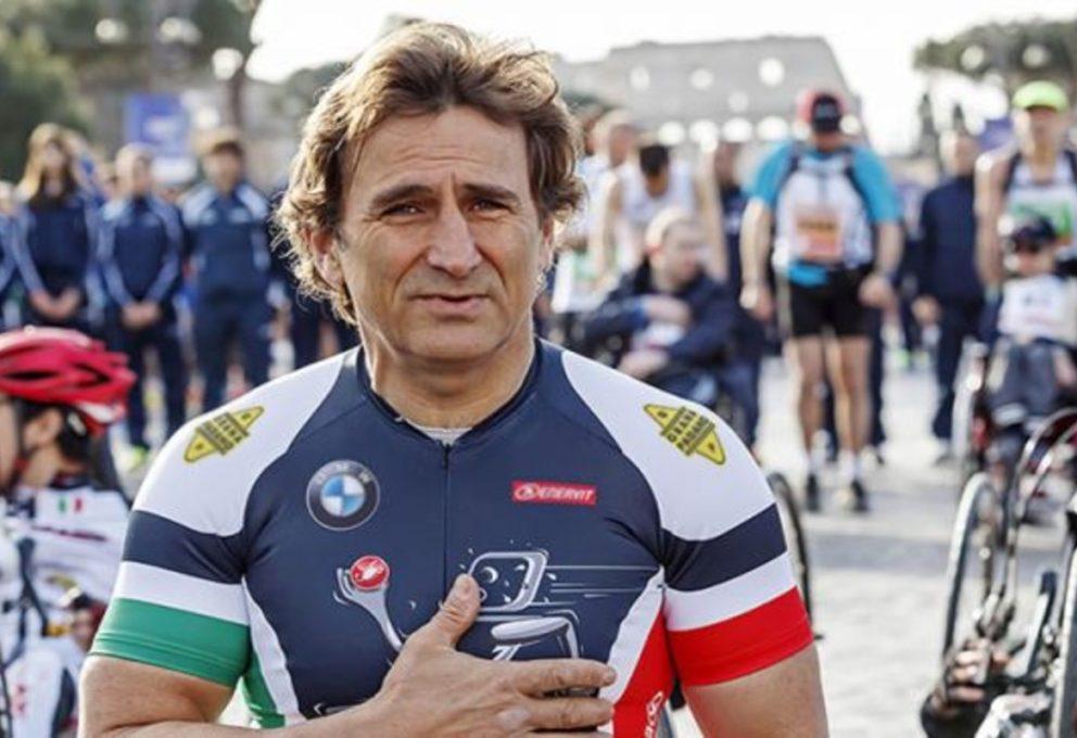 Alex Zanardi nuovo bollettino medico incoraggiante a due mesi dal gravissimo incidente