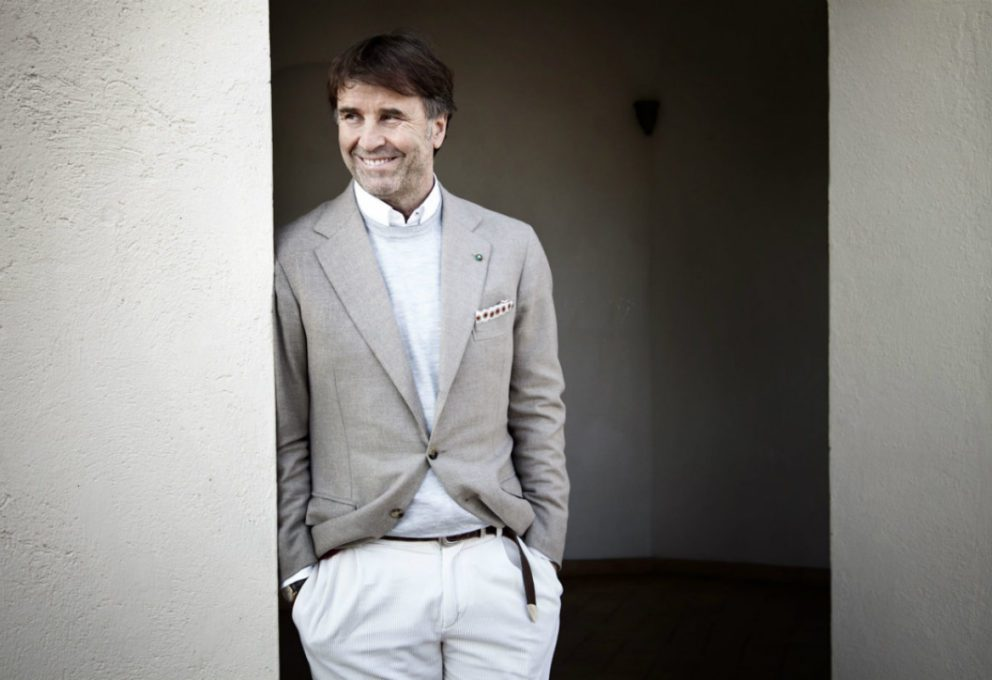 Brunello Cucinelli for Humanity: dona 30 milioni di Euro in capi