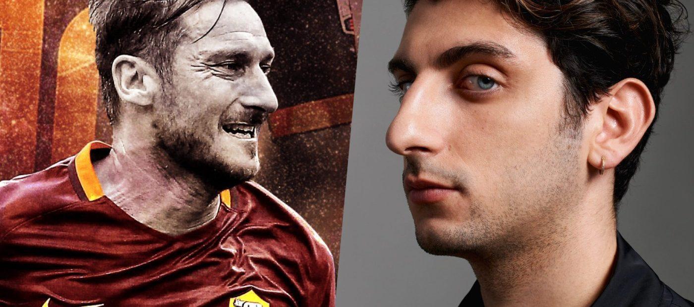 "La nuova serie Sky su Francesco Totti ""Speravo de morì prima"": oggi Ilary Blasi sul set"