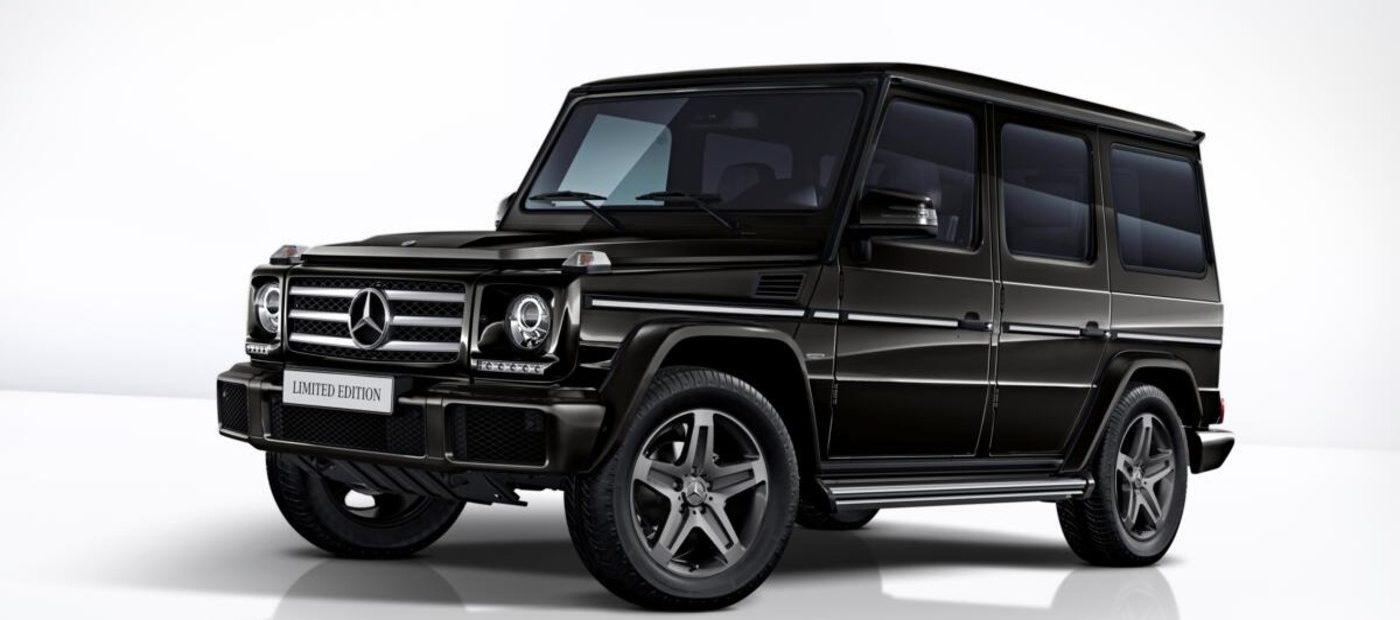 Virgil Abloh e Mercedes-Benz: lo stilista firma la nuova Classe G