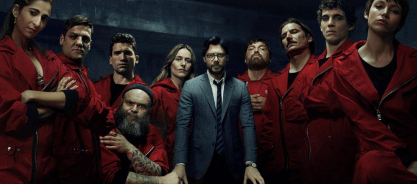 Al via le riprese de La casa di carta 5: novità sull'ultimo capitolo su Netflix
