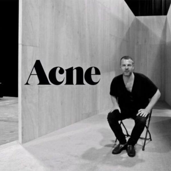 acne studios fashion week