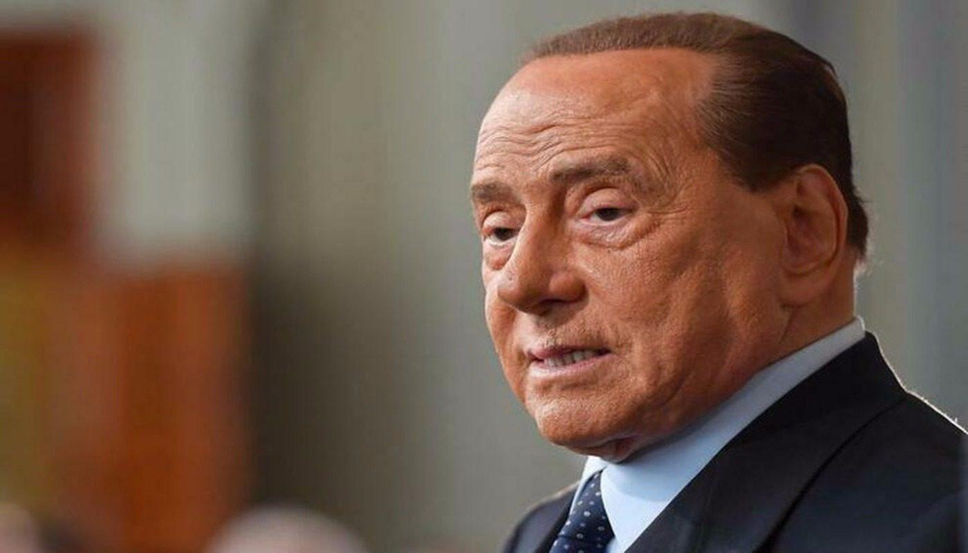 Silvio Berlusconi covid