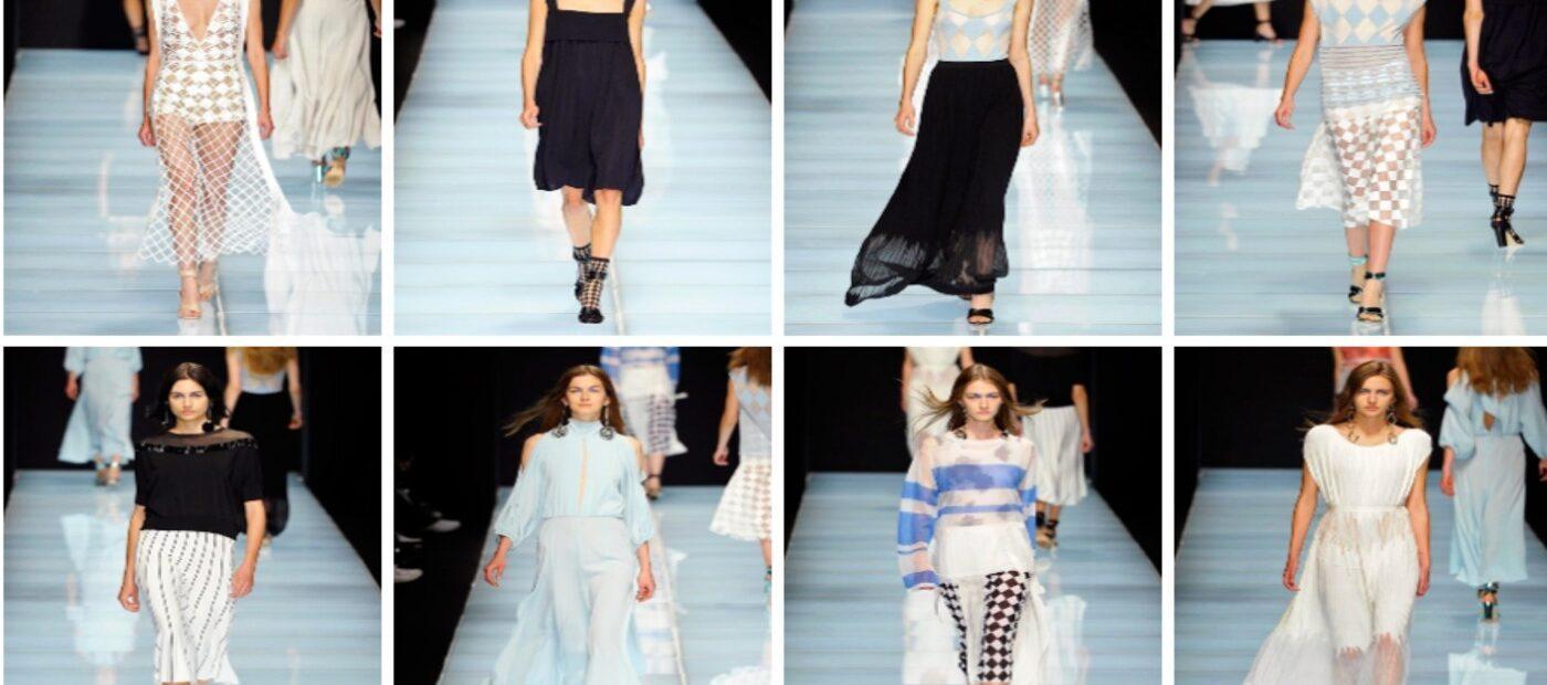 """Il progetto poetico di """"Anteprima"""" per la Milano Fashion Week"""
