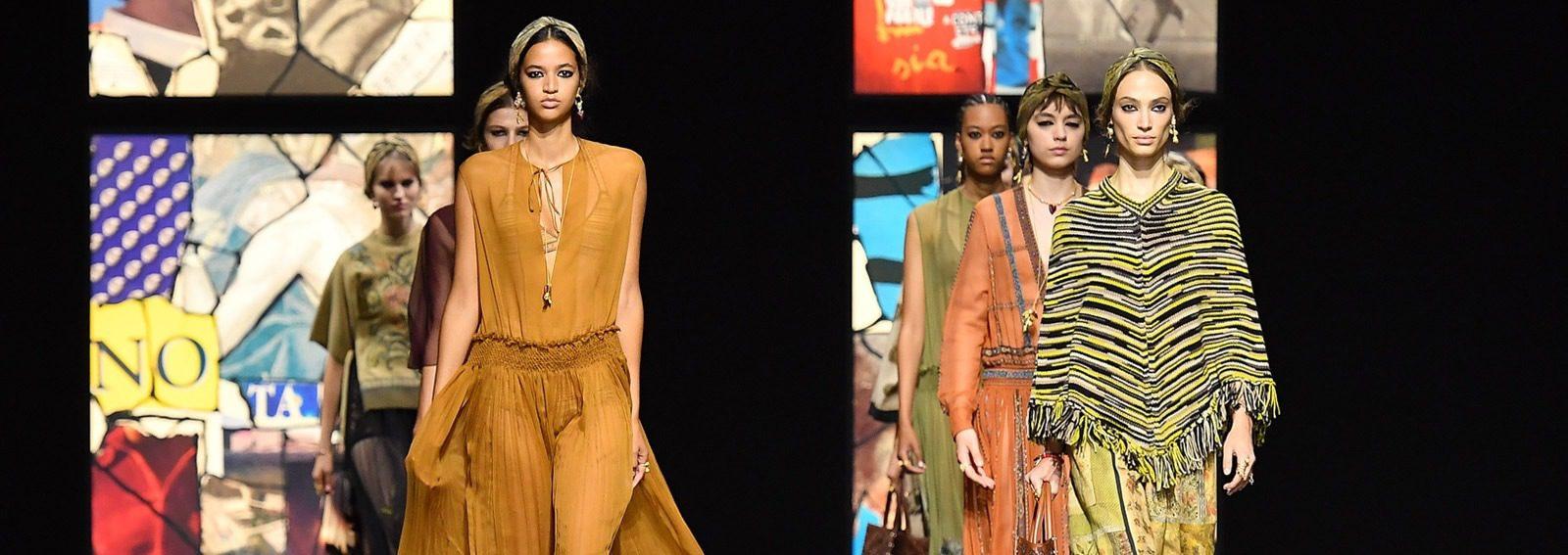 Il Make Up Dior per la collezione primavera:estate 2021