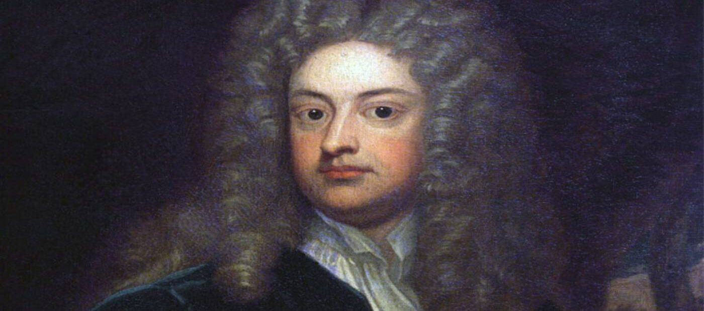 Addison, Joseph. Scrittore e statista inglese