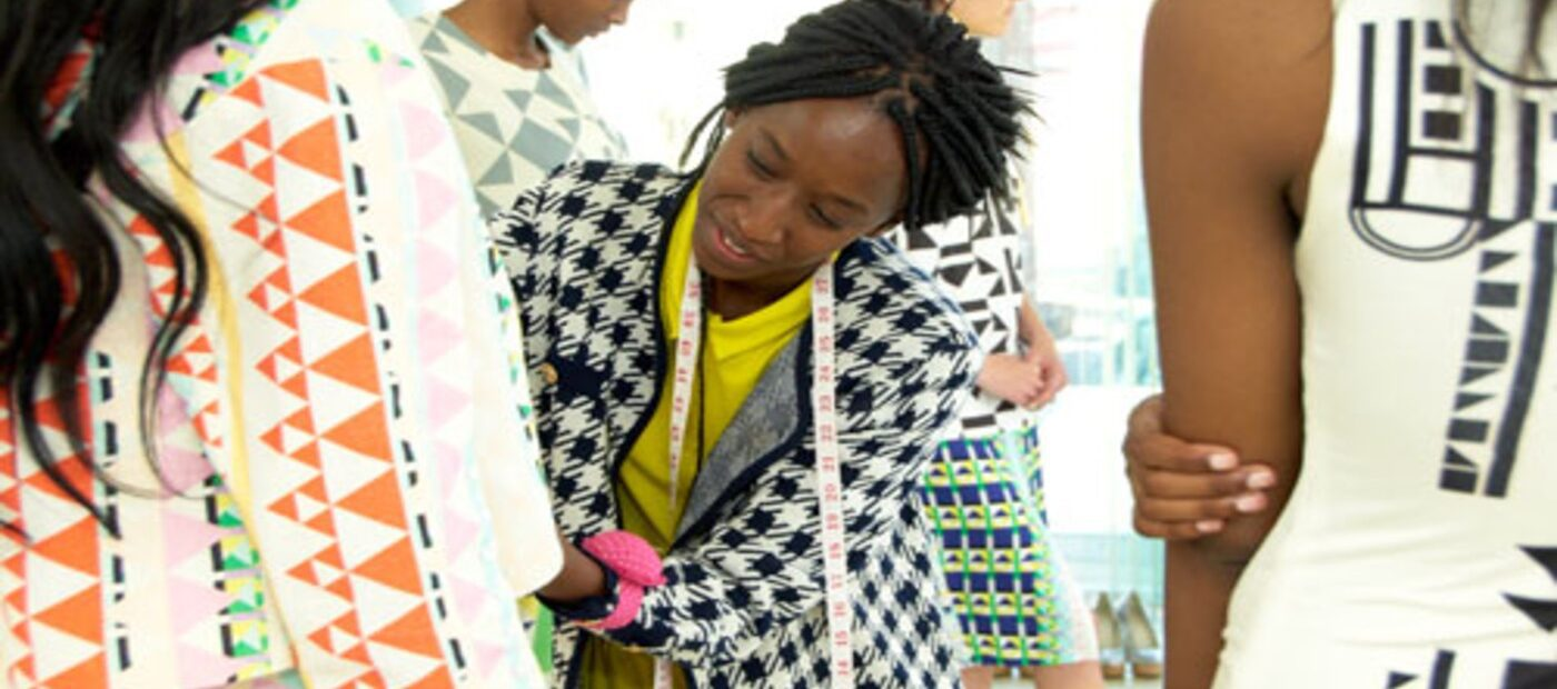Khumalo: Il brand made in Africa alla Milano Fashion Week