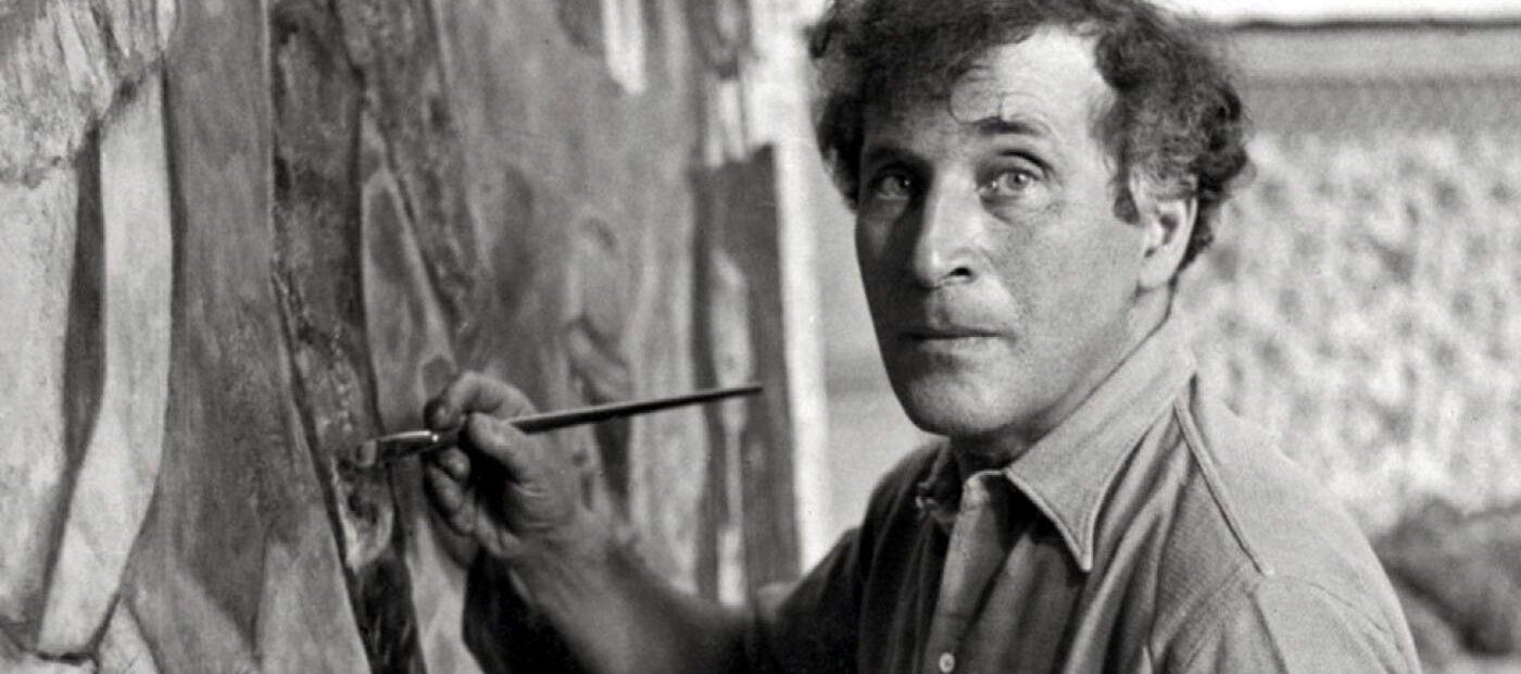 Chagall, Marc. Pittore e disegnatore di origine russa