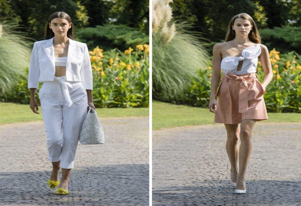 Genny, Milano Fashion Week: elogio all'italianità