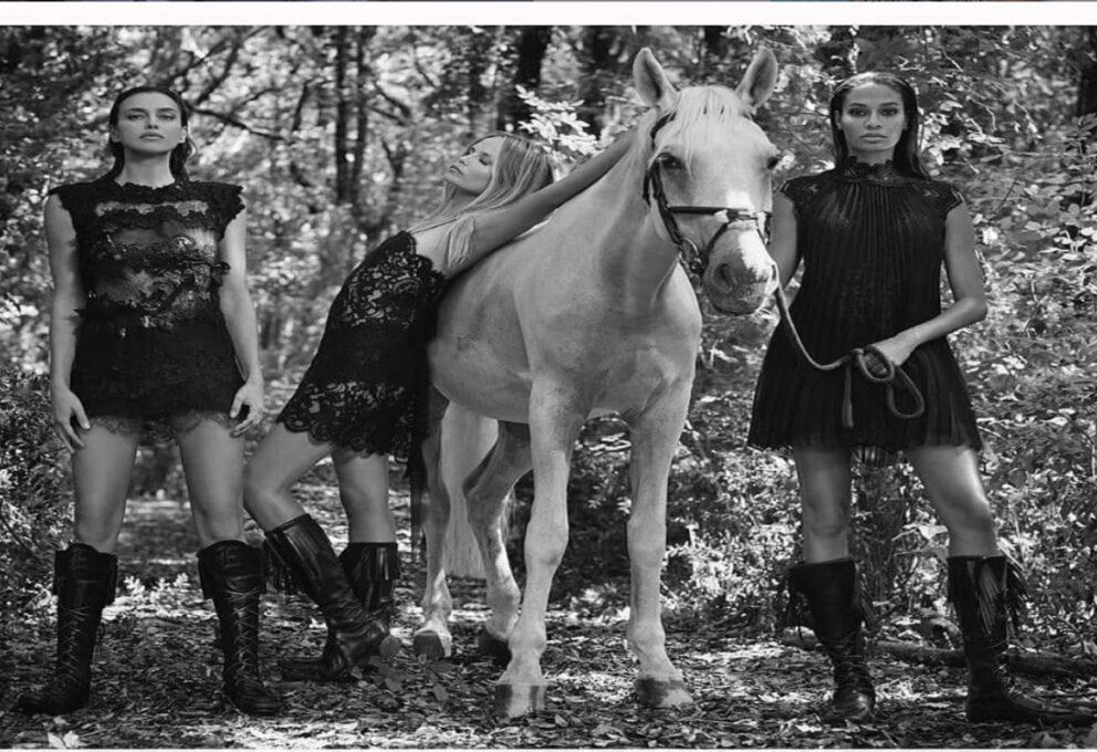 Ermanno Scervino, Milano Fashion Week: la donna, una dominatrice gentile