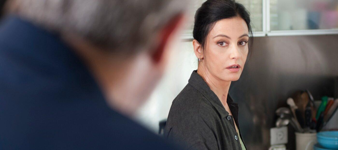 Nero a metà 1 ottobre, quinta puntata : addio Cristina!
