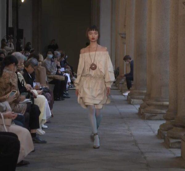 Max Mara fashion week