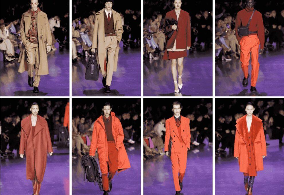 Hugo Boss, Milano Fashion Week: un'esplosione di colori
